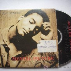 CDs de Música: JON SECADA / MENTAL PICTURE (2 VERSIONES) (CD SINGLE 1995). Lote 32078354