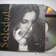 CDs de Música: SOLEDAD - YO SI QUIERO A MI PAIS - CD SINGLE PROMO /PEPETO RECORDS. Lote 32075353