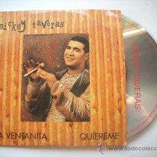 CDs de Música: MICKEY TAVERAS / LA VENTANITA - QUIEREME (CD SINGLE 1997). Lote 32086861