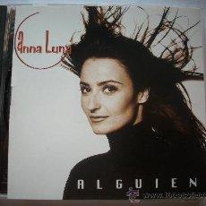 CDs de Música: CD ALBUM / ANNA LUNA / ALGUIEN. /PEPETO RECORDS. Lote 32092135