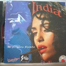 CDs de Música: INDIA/ MI PRIMERA RUMBA CD SINGLE 1993 /PEPETO RECORDS. Lote 32103188
