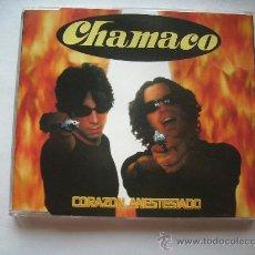 CDs de Música: CHAMACO/ CORAZON ANESTESIAO CD SINGLE /PEPETO RECORDS. Lote 32131879