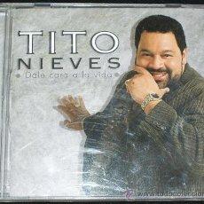 CDs de Música: TITO NIEVES SALSA. Lote 32089372