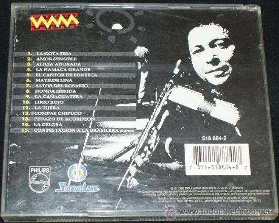 CDs de Música: CARLOS VIVES BALLENATOS - Foto 2 - 120264215