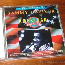 CDs de Música: CD 'THE BEST OF SAMMY DAVIS JR. AMERICAN SUPERSTARS' (SAMMY DAVIS JR.). Lote 32097959