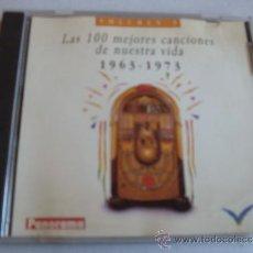CDs de Música: LAS 100 MEJORES CANCIONES DE NUESTRA VIDA. VOLUMEN 5. Lote 32106862