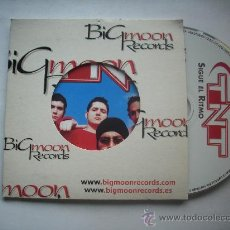 CDs de Música: TNT / SIGUE EL RITMO / CD SINGLE PROMO / PEPETO RECORDS. Lote 32119787