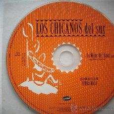 CDs de Música: LOS CHICANOS DEL SUR/ LO MEJOR DEL AMOR / CD SINGLE PEPETO. Lote 32119886