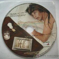 CDs de Música: LOS TRANCHAPENKAS / YONKI DEL AMOR +ENTRE TU Y YO ...../CD SINGLE PROMO PEPETO. Lote 32119937