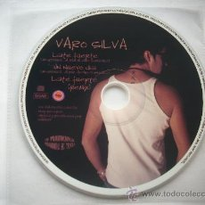 CDs de Música: VARO SILVA / 2 VERSIONES LATE FUERTE + UN NUEVO DIA /CD SINGLE PROMO PEPETO. Lote 32120012