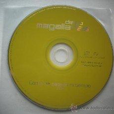 CDs de Música: DIEGO MAGALLANES / COMO HA PASADO EL TIEMPO / CD SINGLE PEPETO. Lote 32120149