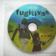 CDs de Música: CHALECO FUGITIVAS BSO / CD PROMO EN FUNDA DE PLASTICO PEPETO. Lote 32120300