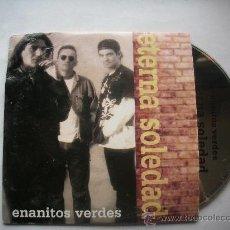 CDs de Música: ENANITOS VERDES - ETERNA SOLEDAD ( CD SINGLE ) PEPETO. Lote 32124545