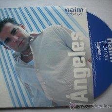 CDs de Música: NAHIN THOMAS / ANGELES / CD SINGLE PROMO/PEPETO RECORDS. Lote 32128682
