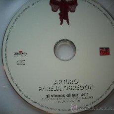 CDs de Música: ARTURO PAREJA OBREGON SI VIENES AL SUR / CD PROMO EN FUNDA DE PLASTICO PEPETO. Lote 32142338