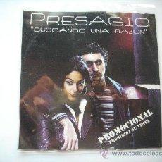 CDs de Música: PRESAGIO /BUSCANDO UNA RAZON / CD ALBUM 10 TRACK /PEPETO RECORDS. Lote 32143096