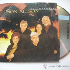 CDs de Música: EL CONSORCIO / SON AL SON (CD SINGLE 1998) PEPETO. Lote 32143373