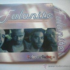 CDs de Música: FULANITO / PECHO A PECHUGA / CD SINGLE / PEPETO RECORDS. Lote 32143912