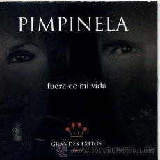 CD di Musica: PIMPINELA / FUERA DE MI VIDA (CD SINGLE CARTÓN 2002). Lote 32144951