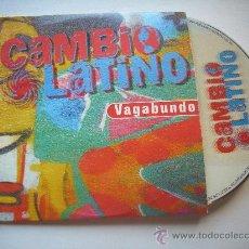 CDs de Música: CAMBIO LATINO / VAGABUNDO (CD SINGLE 2000). Lote 32152876