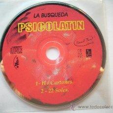 CDs de Música: LA BUSQUEDA / H / CARTONRES + 22 SOLES / CD SINGLE PEPETO. Lote 32153590
