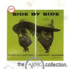 CDs de Música: DUKE ELLINGTON AND JOHNNY HODGES - SIDE BY SIDE - JAZZ THE VERVE COLLECTION - CD ALBUM - MADE IN EU.. Lote 32170032