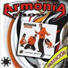 CDs de Música: ARMONIA SHOW CONTIGO QUIERO ESTAR CD ALBUM. Lote 32180042