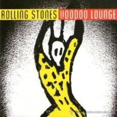 CDs de Música: THE ROLLING STONES - VOODOO LOUNGE - CD ALBUM - 15 TRACKS - VIRGIN BENELUX - AÑO 1994. Lote 32181997