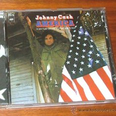 CDs de Música: CD 'AMERICA. A 200 YEAR SALUTE IN STORY AND SONG' (JOHNNY CASH). Lote 32213529