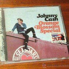 CDs de Música: CD 'ORANGE BLOSSOM SPECIAL' (JOHNNY CASH). Lote 32213589