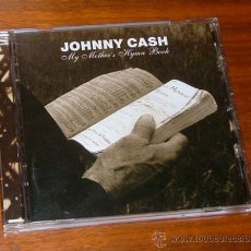 CDs de Música: CD 'MY MOTHER'S HYMN BOOK' (JOHNNY CASH). Lote 32213670