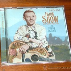 CDs de Música: CD 'THE SINGING RANGER' (HANK SNOW & HIS RAINBOW RANCH BOYS). Lote 32196454