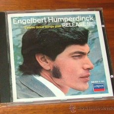 CDs de Música: CD 'RELEASE ME' (ENGELBERT HUMPERDINCK). Lote 32196538