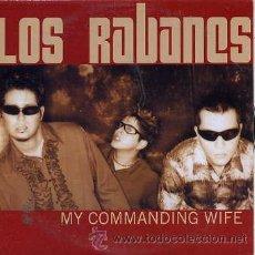 CDs de Música - RABANES / MY COMMANDING WIFE (VERSIONES ESPAÑOLA E INGLESA) CD SINGLE CARTÓN 2000 - 32201592