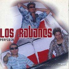 CDs de Música - RABANES / PERFIDIA / MY COMMANDING WIFE (CD SINGLE CARTÓN 2000) - 32201616
