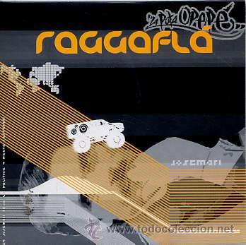 RAGGAFLÁ / JOSEMARI / FRULULU (CD SINGLE CARTÓN 2002) (Música - CD's Otros Estilos)