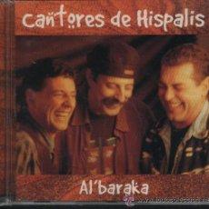 CDs de Música: CANTORES DE HISPALIS AL'BARAKA CD ALBUM. Lote 32237568