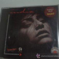 CDs de Música: INDIA NUNCA VOY A OLVIDARTE CD SINGLE. Lote 32242202