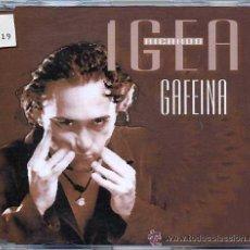 CDs de Música: RICARDO IGEA GAFEINA CD SINGLE. Lote 32242417