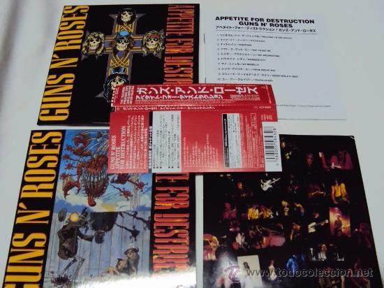 Guns n´ roses box set 1987-2011 9 shm-cd 2 dvd - Sold