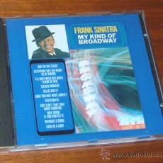 CDs de Música: CD 'MY KIND OF BROADWAY' (FRANK SINATRA). Lote 32271770