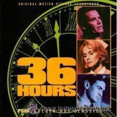 CDs de Música: 36 HOURS / DIMITRI TIOMKIN CD BSO - FSM. Lote 32277494