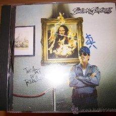 CDs de Música: CD SUICIDAL TENDENCIES - THE ART OF REBELLION - SONY 1992 - THRASH METAL. Lote 32284231
