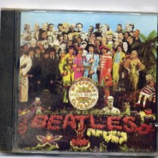 CDs de Música: THE BEATLES. SGT PEPPERS LONELY HEARTS CLUB BAND. Lote 32297954