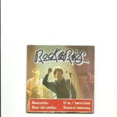 CDs de Música: MIGUEL RIOS. ROCK & RIOS (4 TEMAS) (CD SINGLE PROMO 2005 ). Lote 32311646