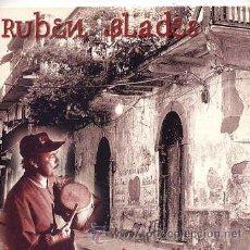 CDs de Música: RUBEN BLADES / AMOR MUDO (CD SINGLE CARTÓN 1997). Lote 32321712