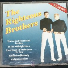 CDs de Música: RIGHTEOUS BROTHERS. Lote 32324238