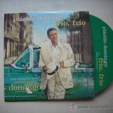 CDs de Música: PLACIDO DOMINGO ( DE JUAN LUIS GUERRA) / CD SINGLE PEPETO. Lote 32345481