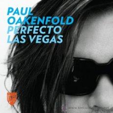 CDs de Música: PAUL OAKENFOLD * 2 CD * PERFECTO LAS VEGAS * ULTRARARE * PRECINTADO!!. Lote 32350427