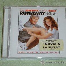CDs de Música: IÑI CD. RUNAWAY BRIDE. NOVIA A LA FUGA. BSO. OST. JULIA ROBERTS. RICHARD GERE. 1999. LOTE DELTA.. Lote 32353666